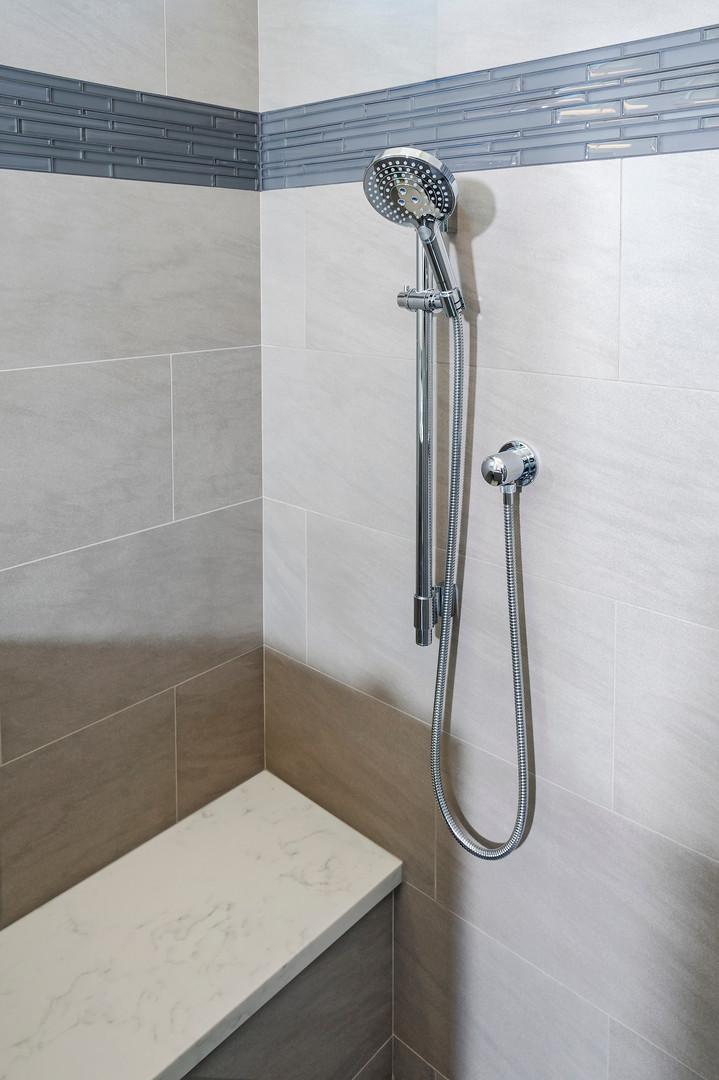 Modern Shower Head - Petaluma