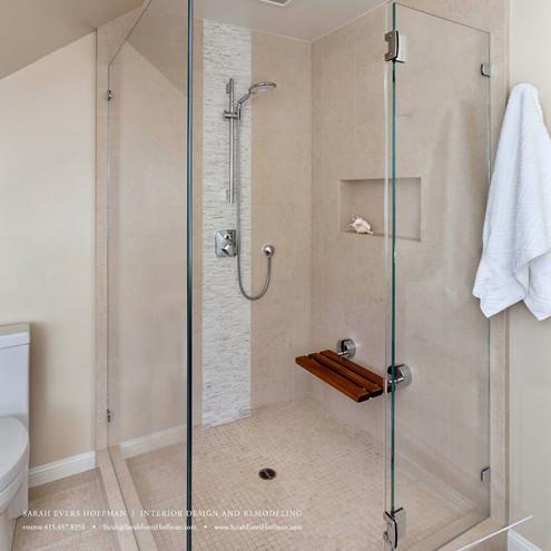 Victorian Shower - Corte Madera