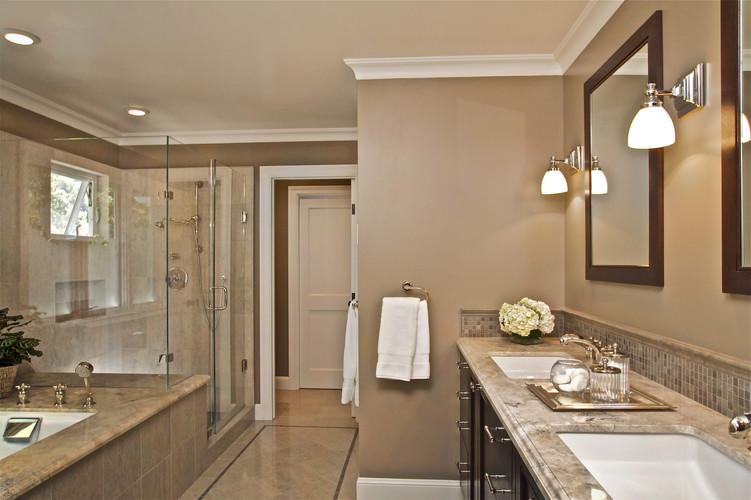 Traditional Bathroom - San Anselmo