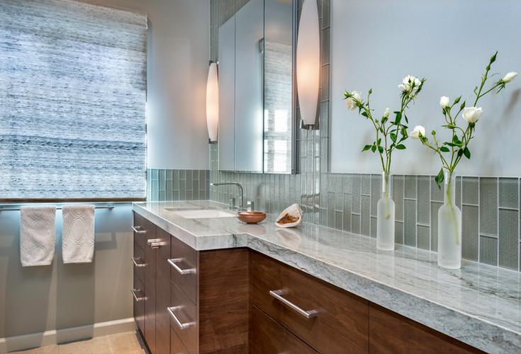 Contemporary Bathroom - Berkeley