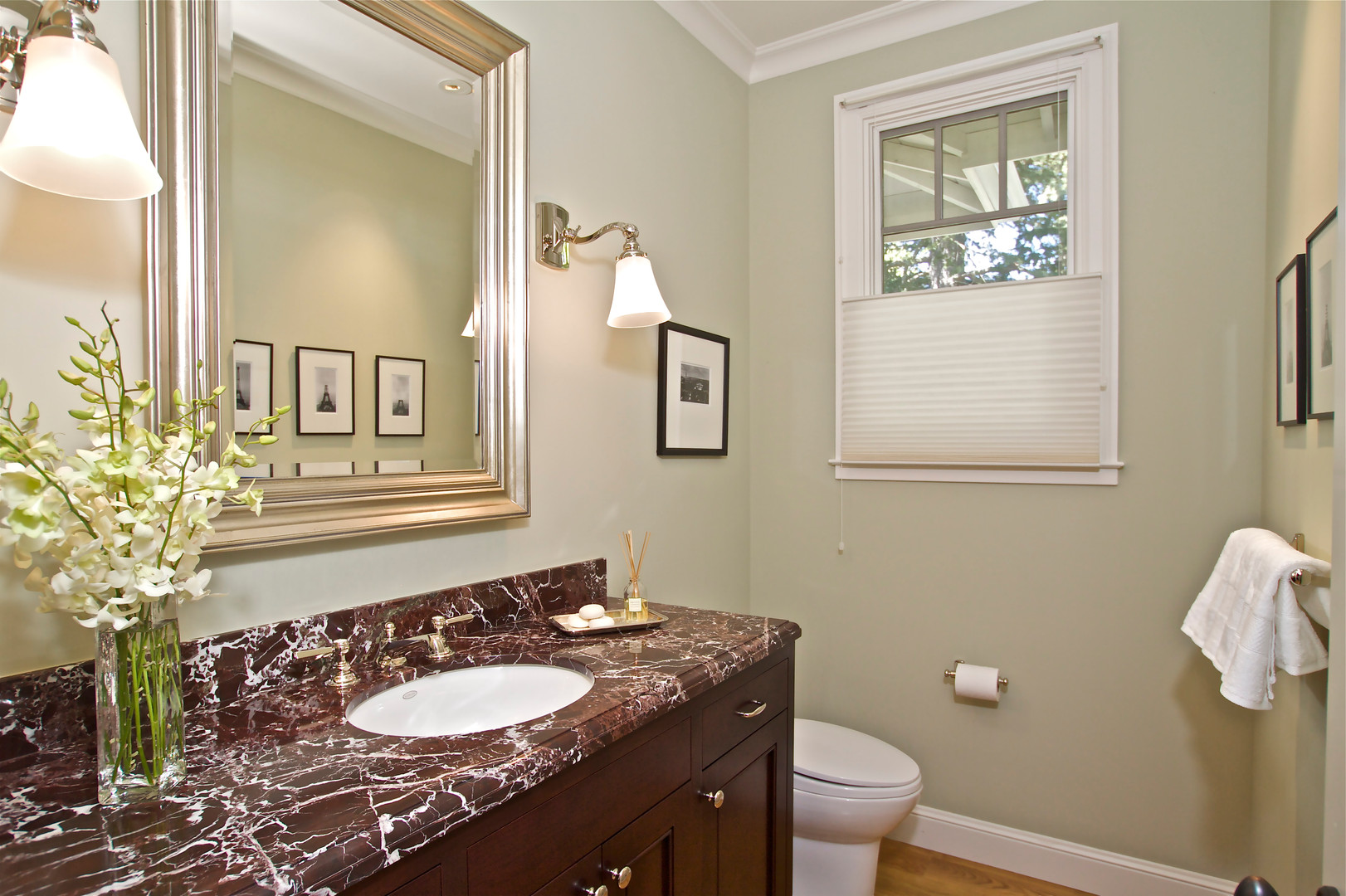 Traditional Bathroom - San Anselmo