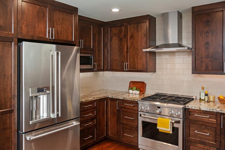 Contemporary Kitchen - Petaluma