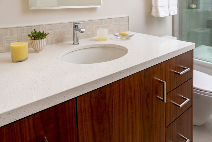 Transitional Bathroom Vanity- San Anselmo