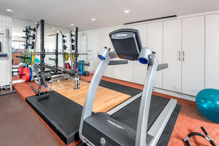 Exercise Room - Berkeley