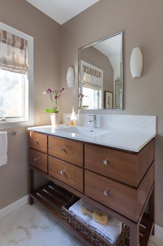 Victorian Bathroom - Corte Madera
