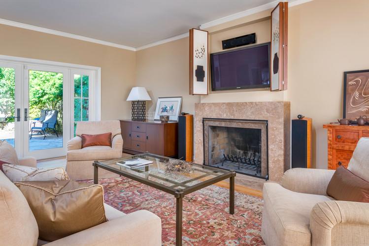 Living Room - Berkeley