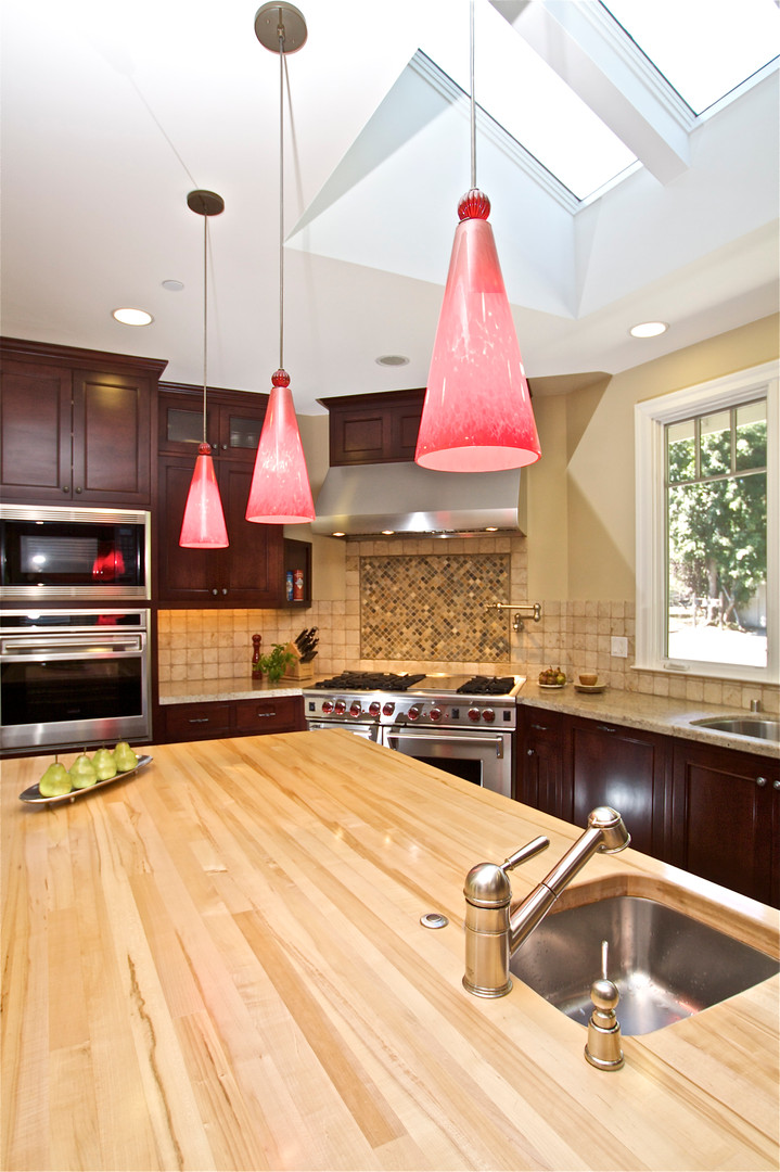 Traditional Kitchen - San Anselmo