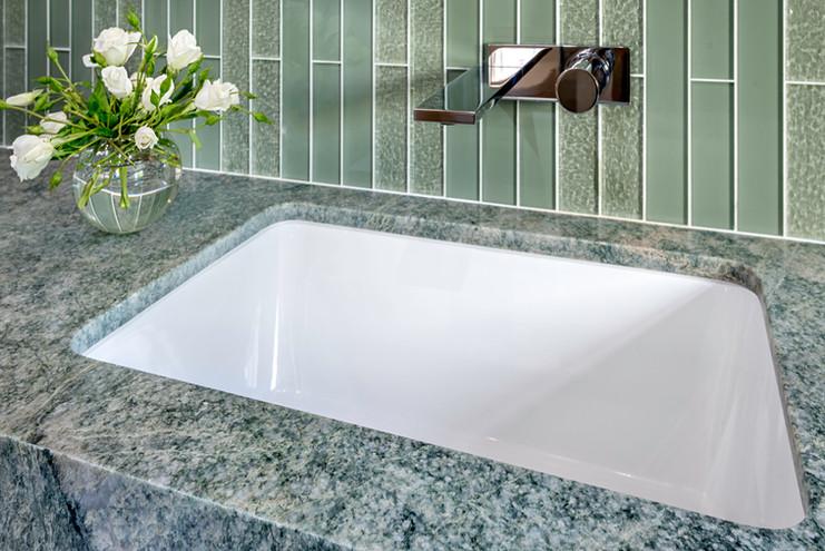Contemporary Bathroom Sink - Berkeley