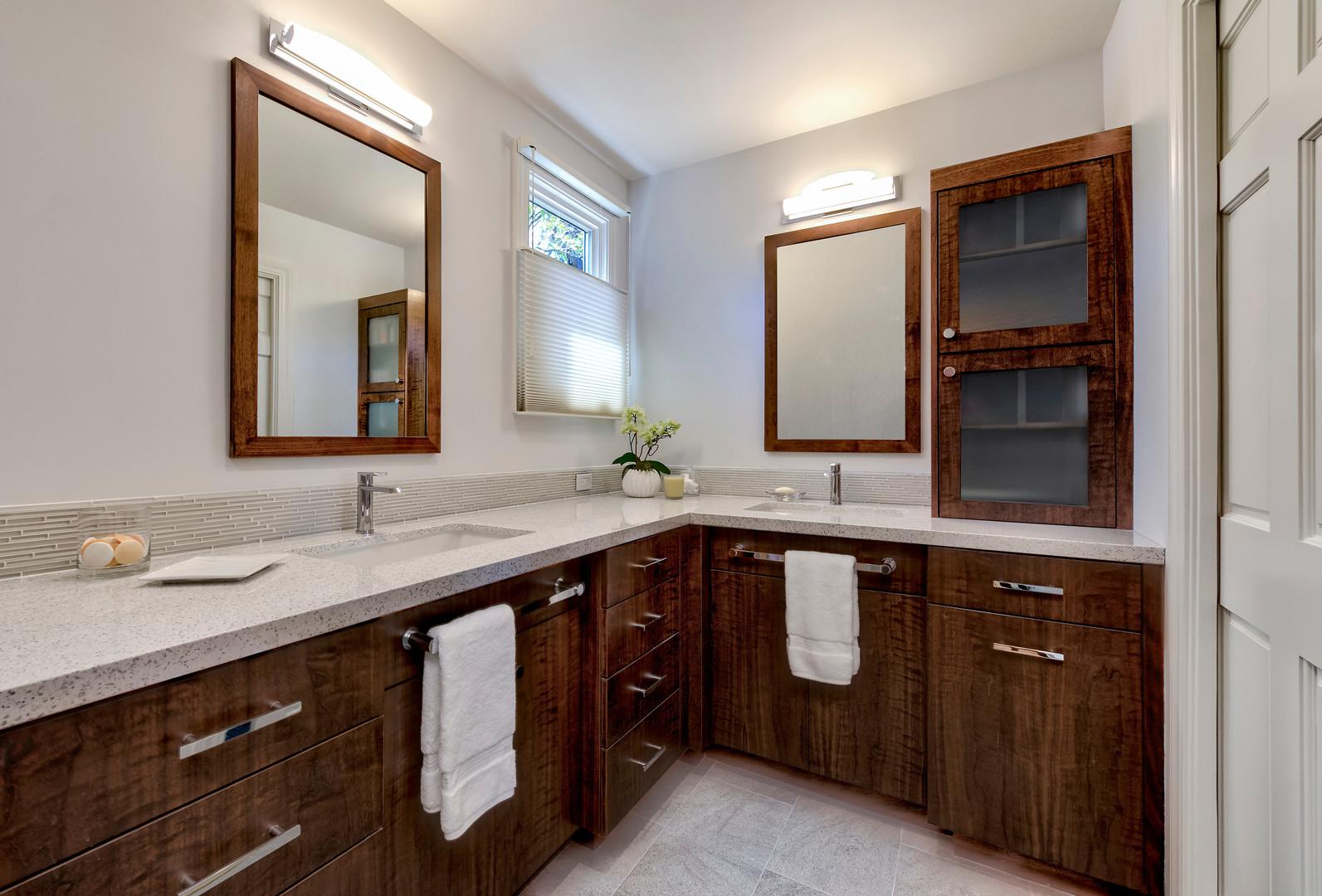 Transitional Bathroom - San Anselmo
