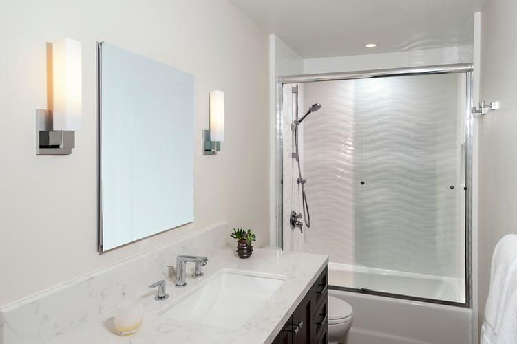 Contemporary Bathroom - Petaluma
