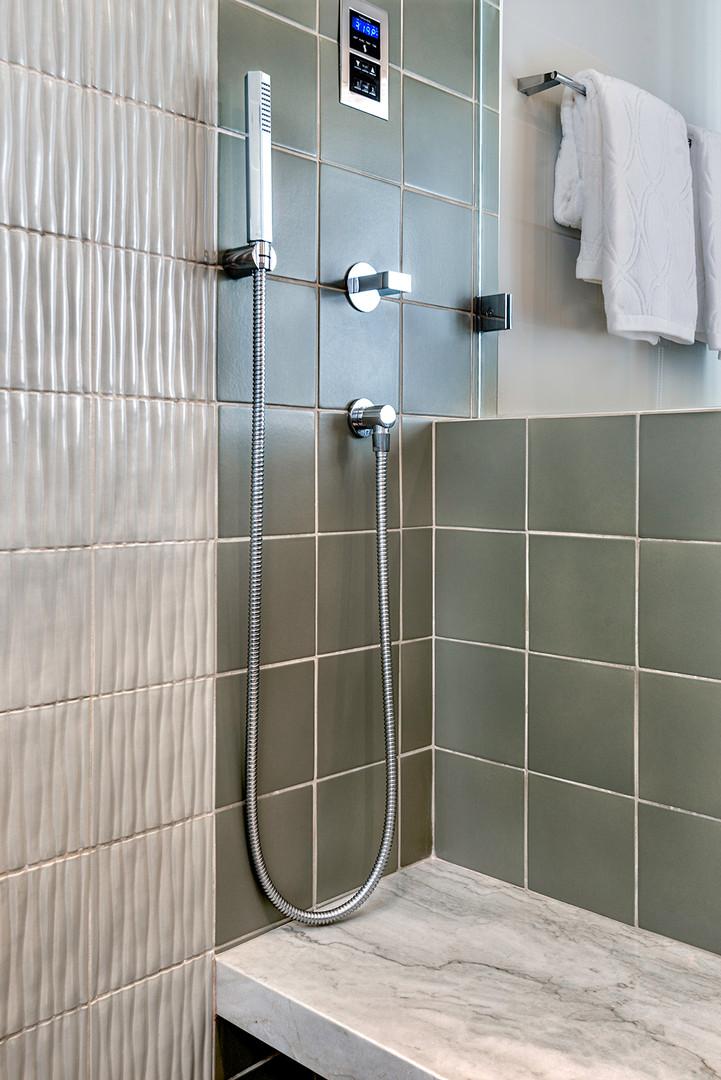 Shower - Berkeley Remodel