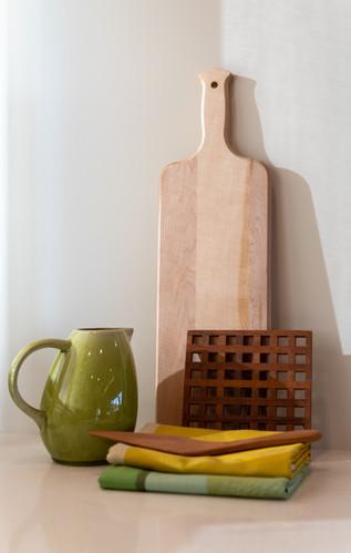 Litchen Cutting Board - San Rafael