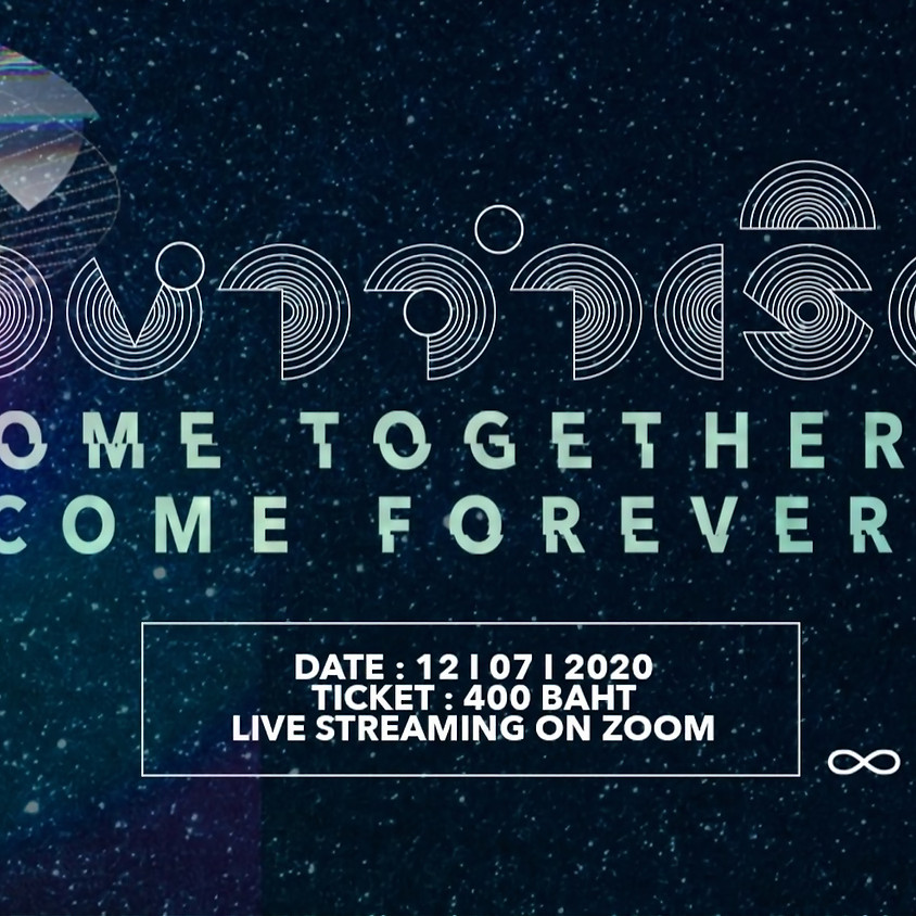 Mahajamreon Online concert:  COME TOGETHER COME FOREVER