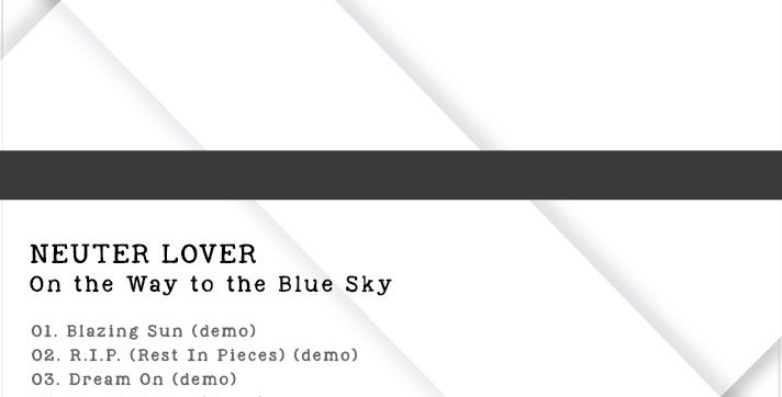 On The Way To The Blue Sky (Demo CD)