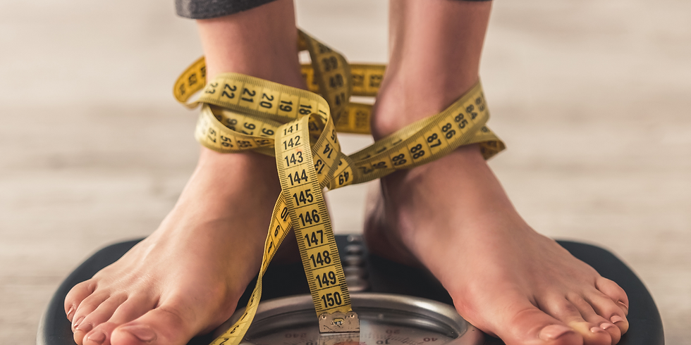 Holistic Weightloss/Cravings/Body Image Program and Study