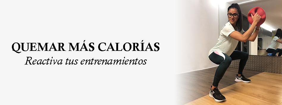 quema calorías quema grasa