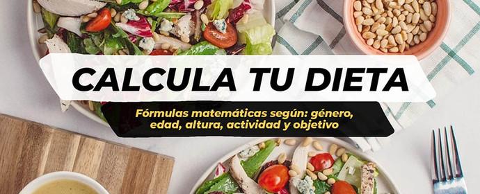 CALCULA TU DIETA | Metabolismo, calorías y macros para ti y tu objetivo