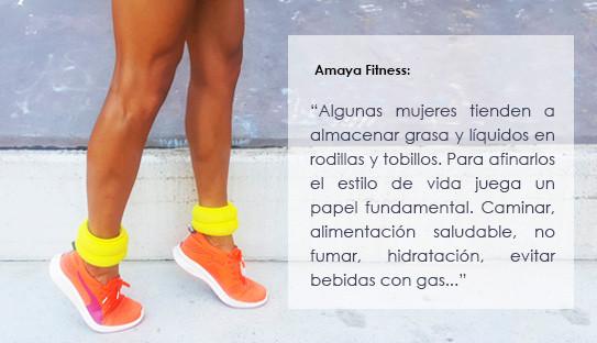piernas en forma
