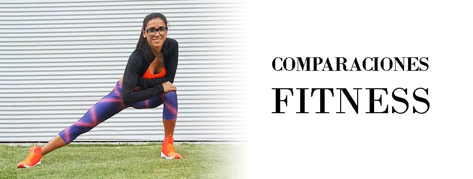 comparaciones fitness