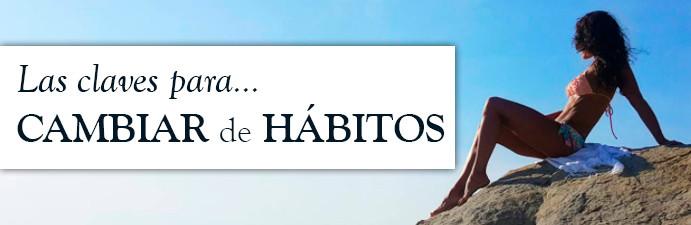 cambiar de hábitos