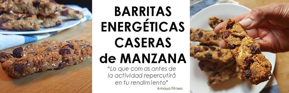 Barritas Energéticas Caseras