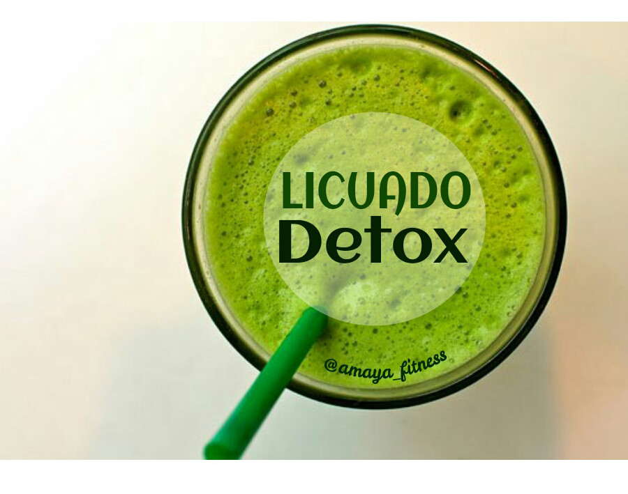 Licuado detox