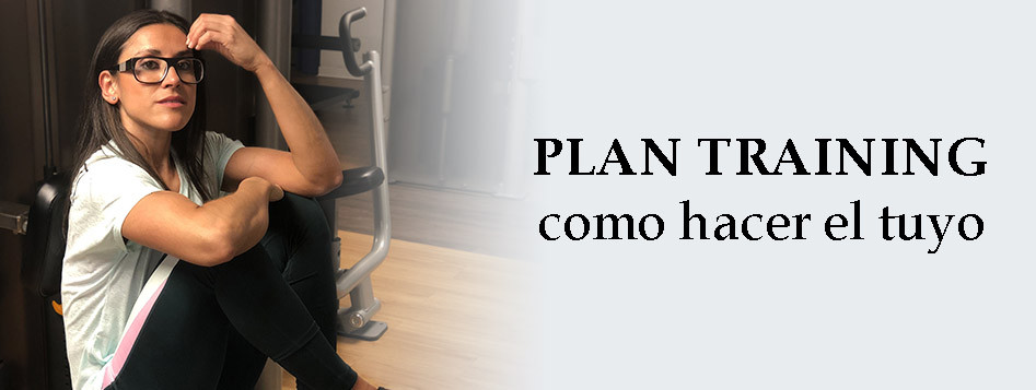 Plan training para principiantes