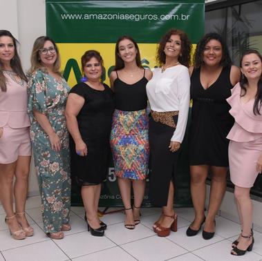 Amazônia Seguros no 4º Chá de Mulheres Empreendedoras de Sinop