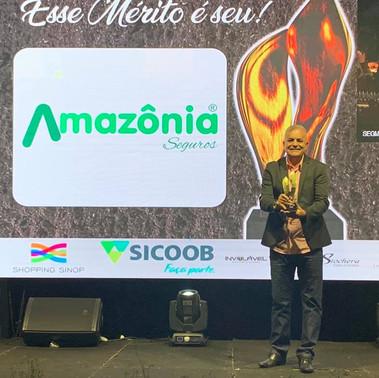 Amazônia Seguros eleita 16 vezes consecutivas a Melhor Corretora de Seguros de Sinop