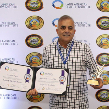 Amazônia Seguros recebe Prêmio de Empresa Brasileira do Ano 2019