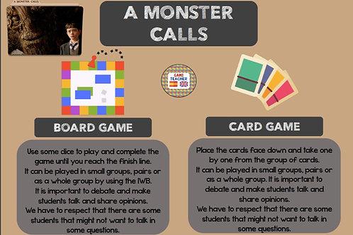 A monster calls (games)