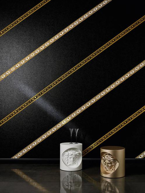 Versace Border Wallpaper