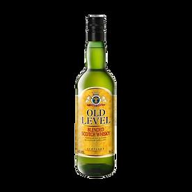 old level whisky