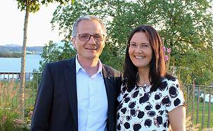 Daniel und Martina Guentzel