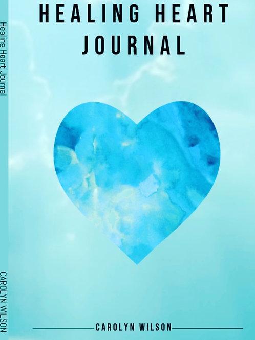 Pre- Order......Healing Heart Journal (Paperback)
