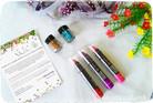 Resenha: Glitters e Batom Stick Matte Vult Cosmética