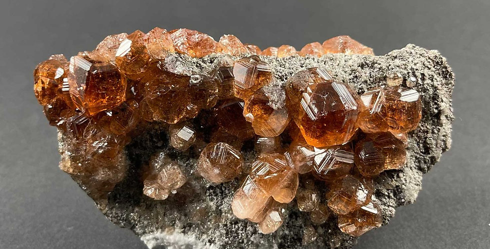 Granat – Jeffrey Mine, Asbestos, Kanada
