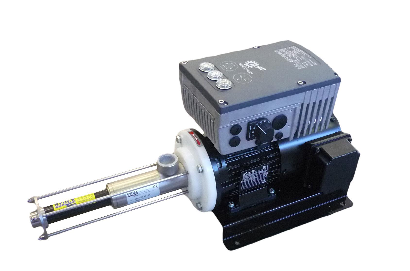 M-range-pump