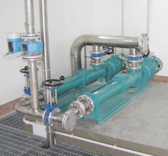 K range Progressing Cavity Pumps