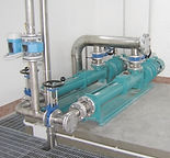 Our pumps incorporate the original Moineau pump design with the stator bonded into a steel tube (flows from 6 L/h up to 240 m3/h, and pressures up to 48 bar). Our waste water pumps and macerator pumps are installed throughout the world. Our in-house stator manufacturing capability, enables us to ensure superior quality whilst providing cost-effective, innovative solutions and reliable delivery times.