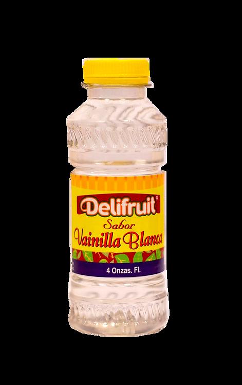 Vainilla blanca Delifruit