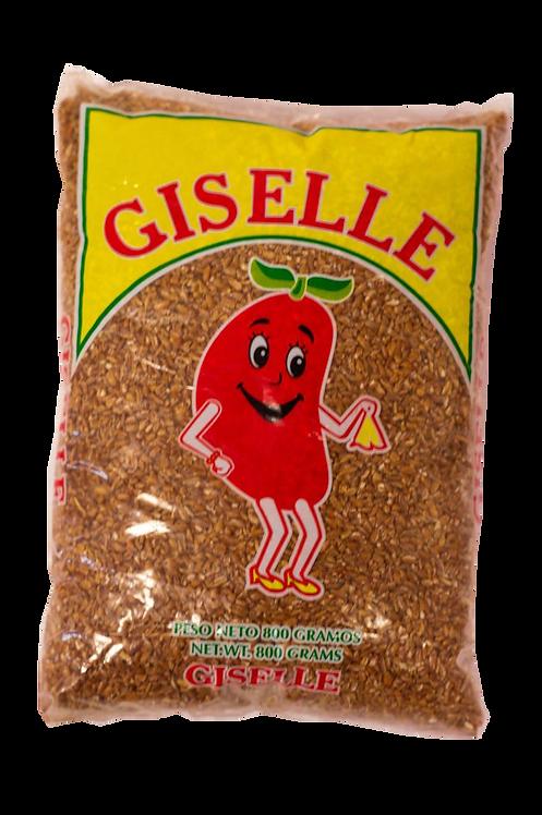 Trigo negro Giselle