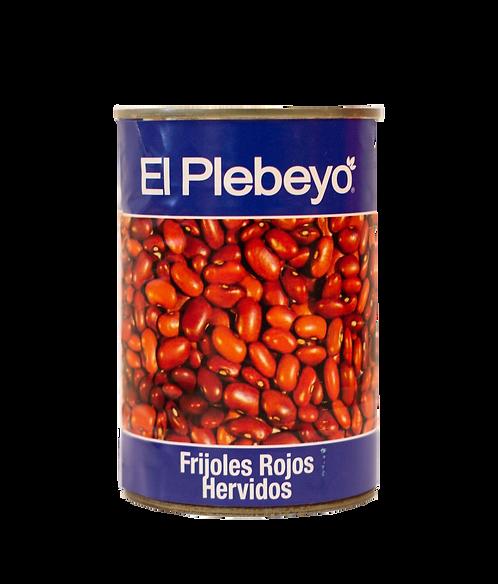 Frijoles rojos El Plebeyo