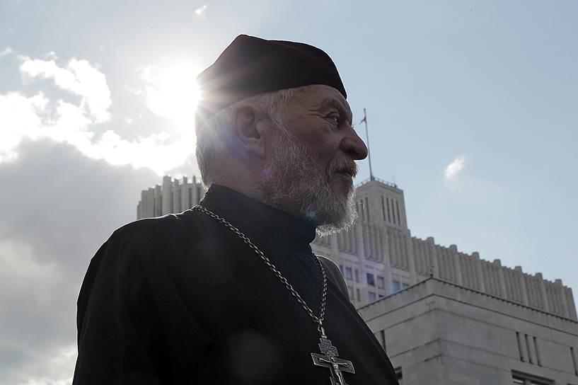 Священник Глеб Якунин