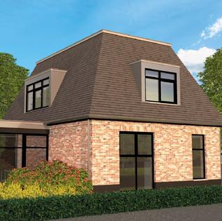 Nieuwbouw woonhuis, Bennebroek