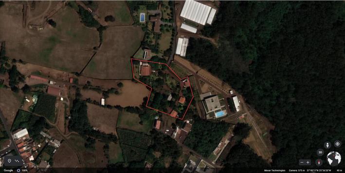 satellite property borders