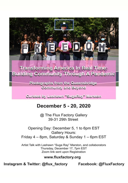 Transforming America In Real Time: Building Community Through A Pandemic !