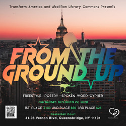 FROM THE GROUND UP Flier