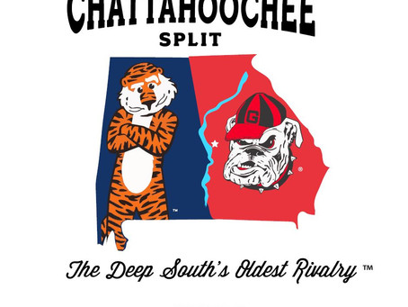 HUGE Christmas Sale - Chattahoochee Split T-Shirts