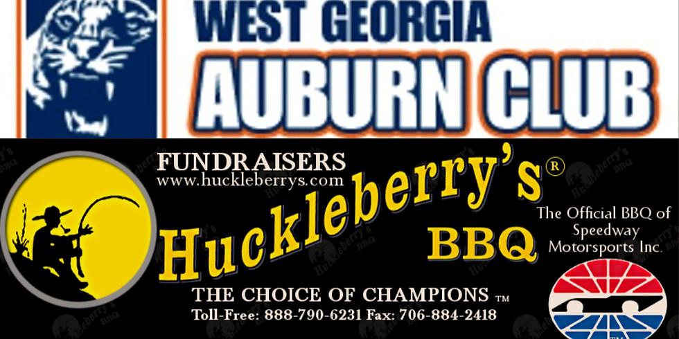 2018 Huckleberry's BBQ Fundraiser